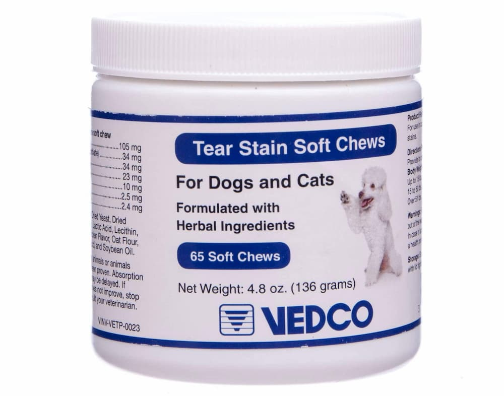 Vedco Dog Tear Stain Chews