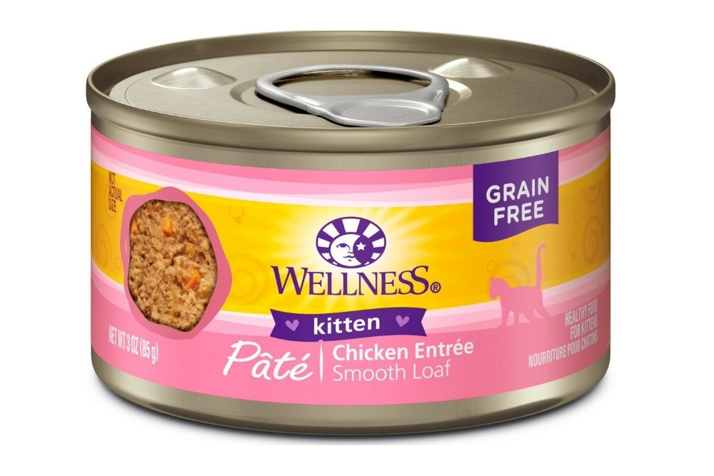 Wellness-kitten-pate-cat-food