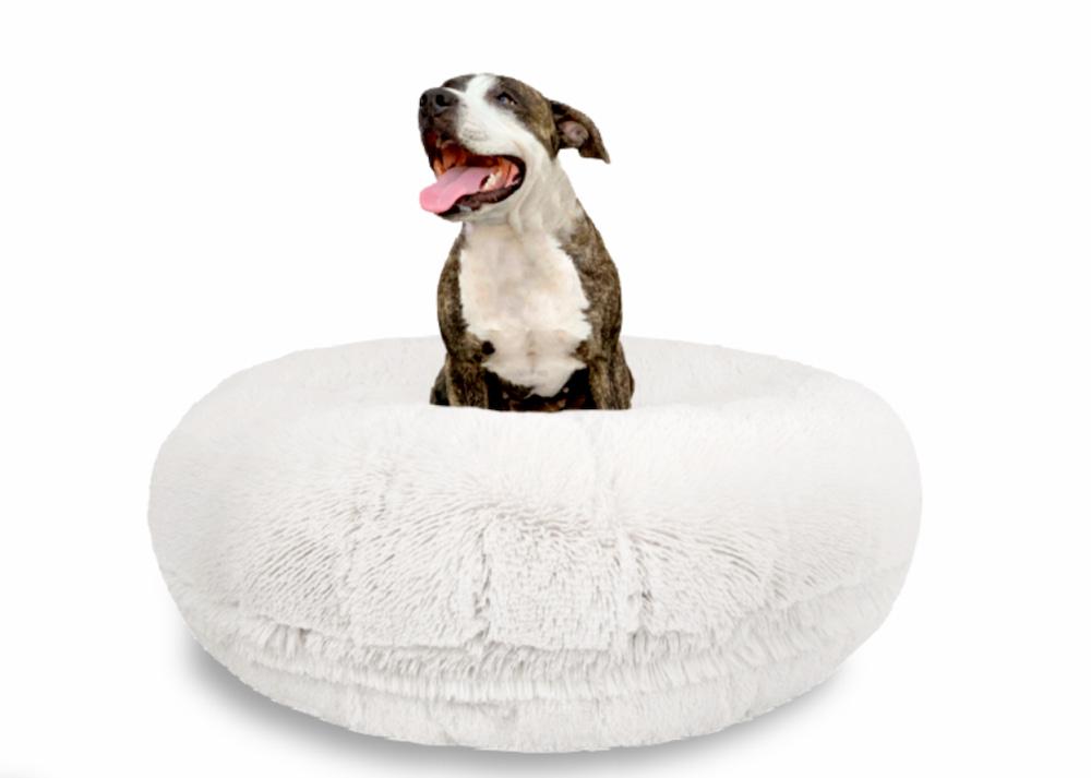 Luxury soft dog bed