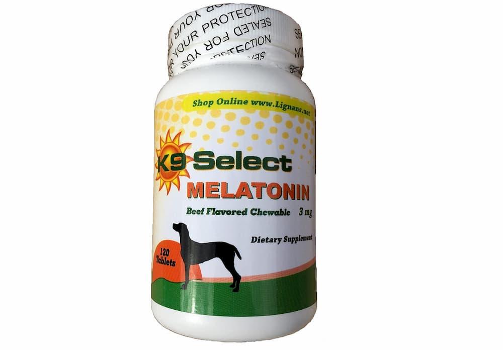 K9 Select Beef Flavored Chewable Melatonin