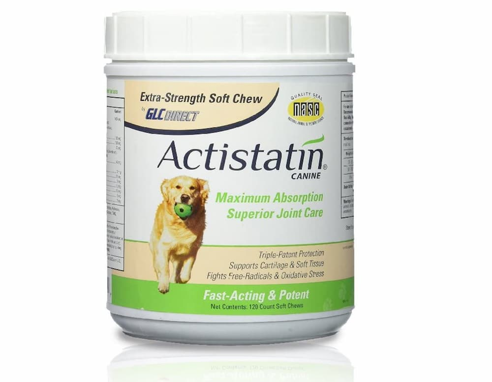 Actistatin Canine Large Dog Joint Chews