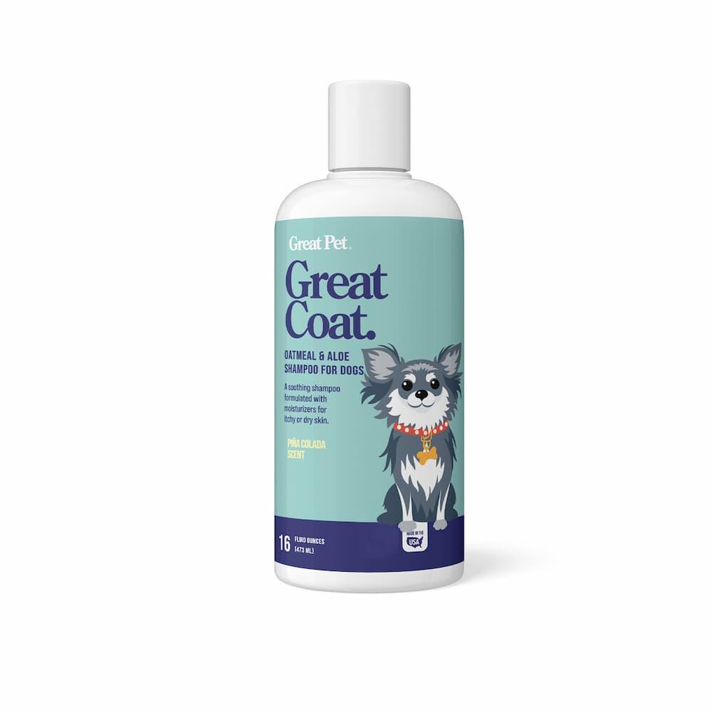 Great Coat Dog Shampoo