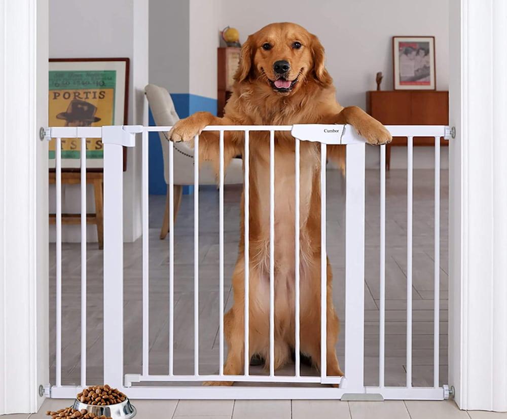 Cumbor Extra Wide Pet Gate