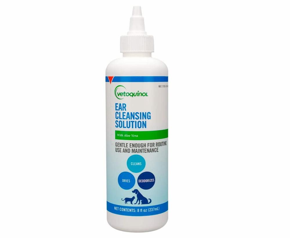 Vetoquinol Vet Solutions Ear Cleaning Solution