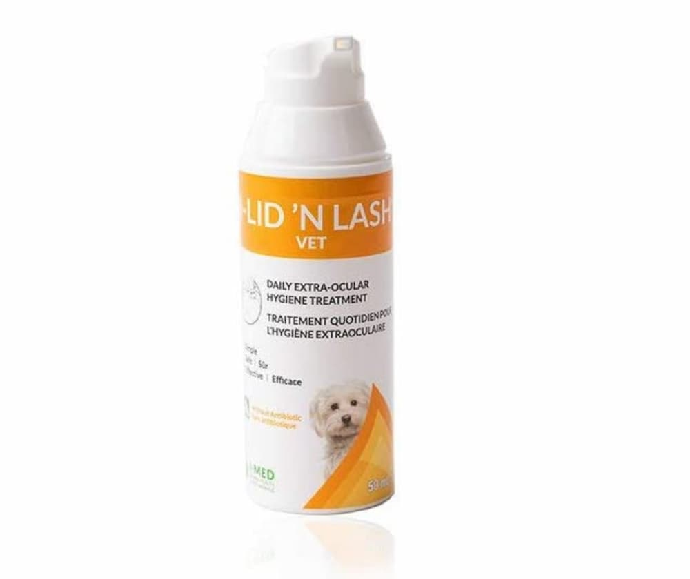 I-LID 'N LASH Vet Pump Ocular Hygiene Cleanser