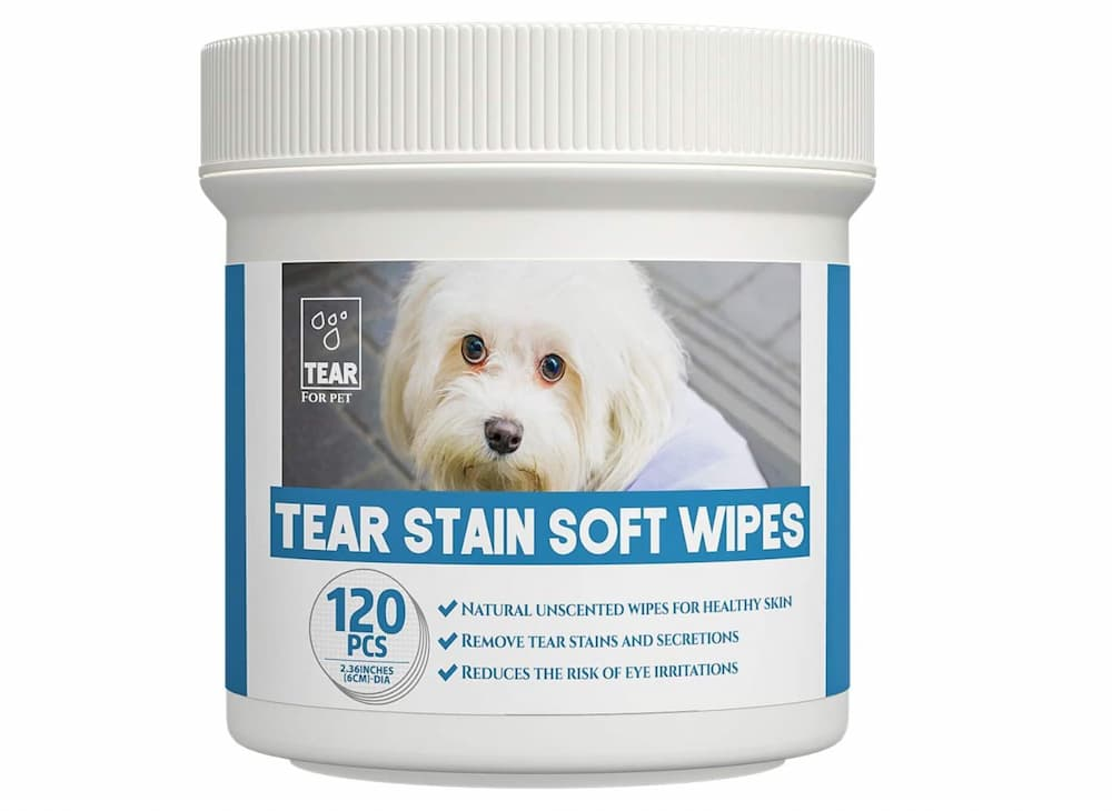 Pupmate Tear Stain Wipes