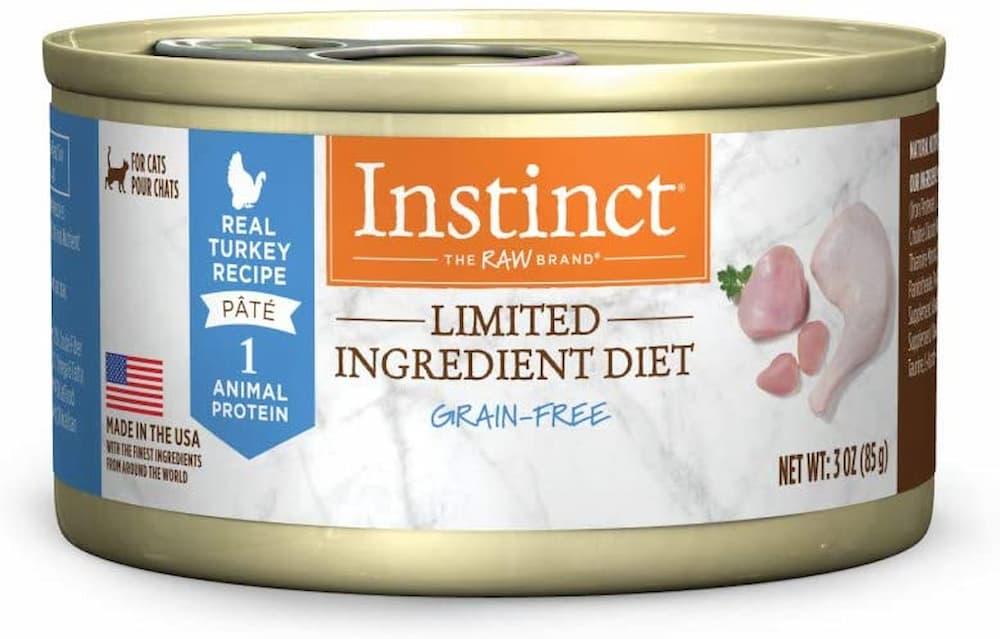Instinct Limited Ingredient Wet Cat Food