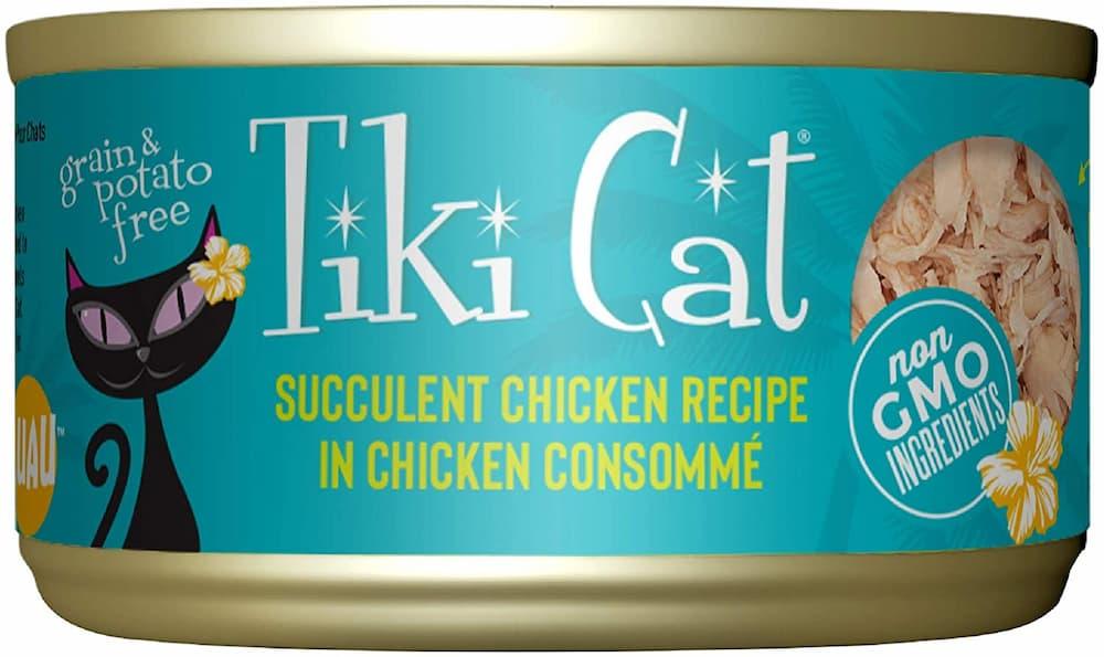 Tiki Cat Luau Wet Food