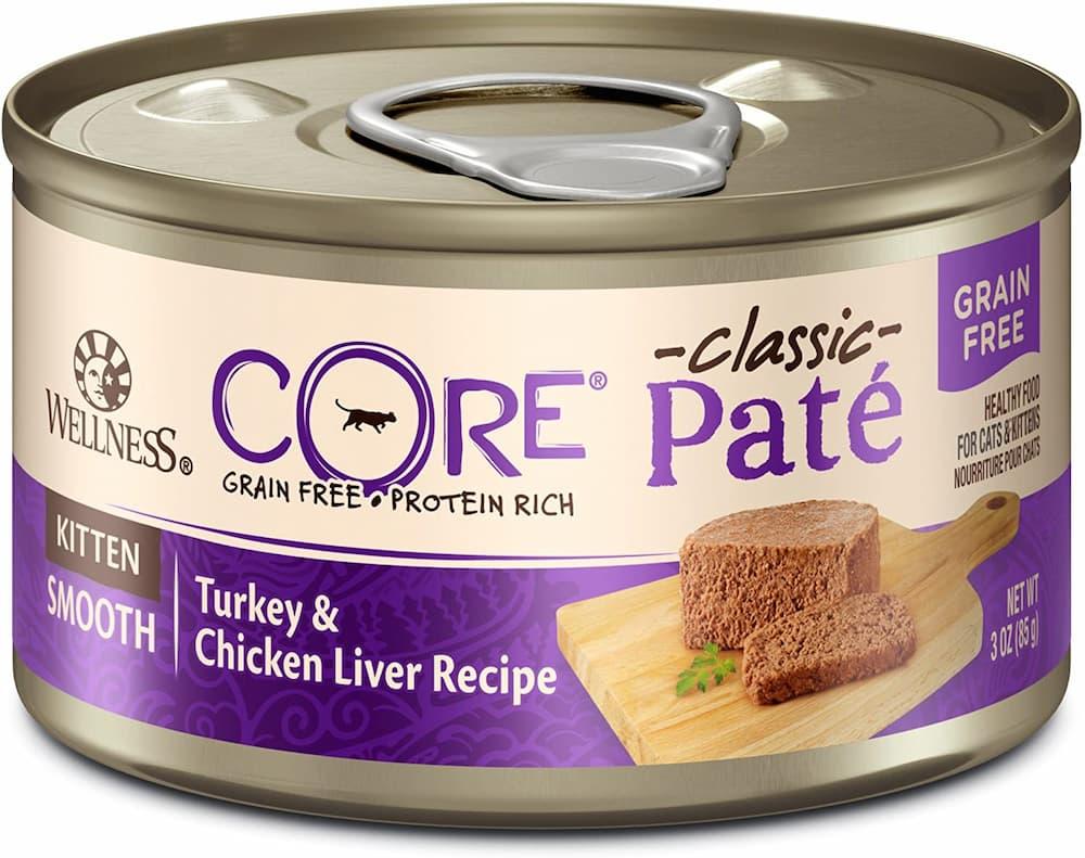 Wellness CORE Pate Wet Kitten Food