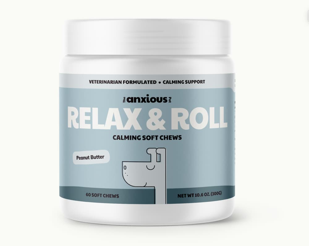Relax and Roll Soft Chews from The Anxious Pet