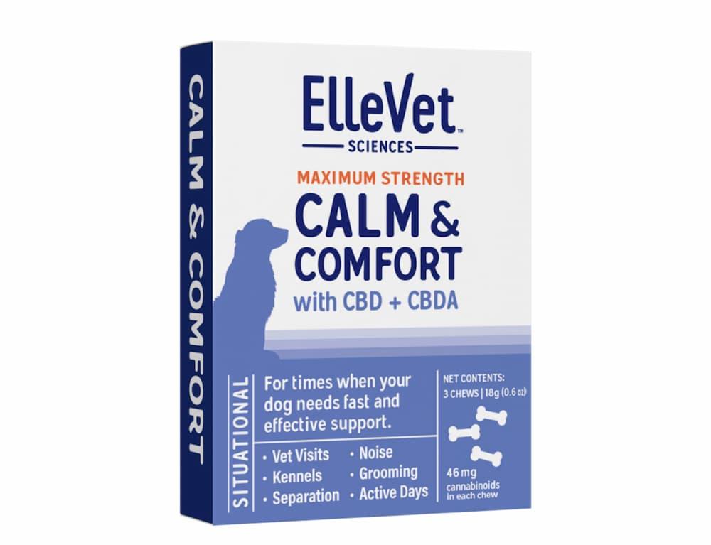 ElleVet Calm and Comfort