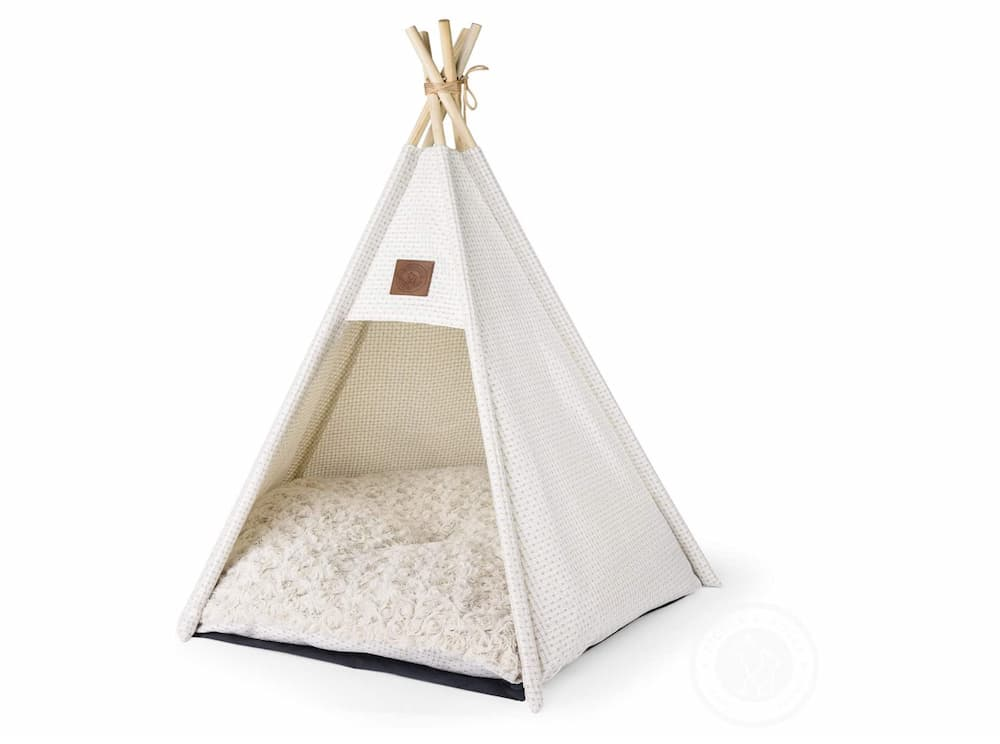 Pickle and Polly Small to Medium Teepee Dog Bed