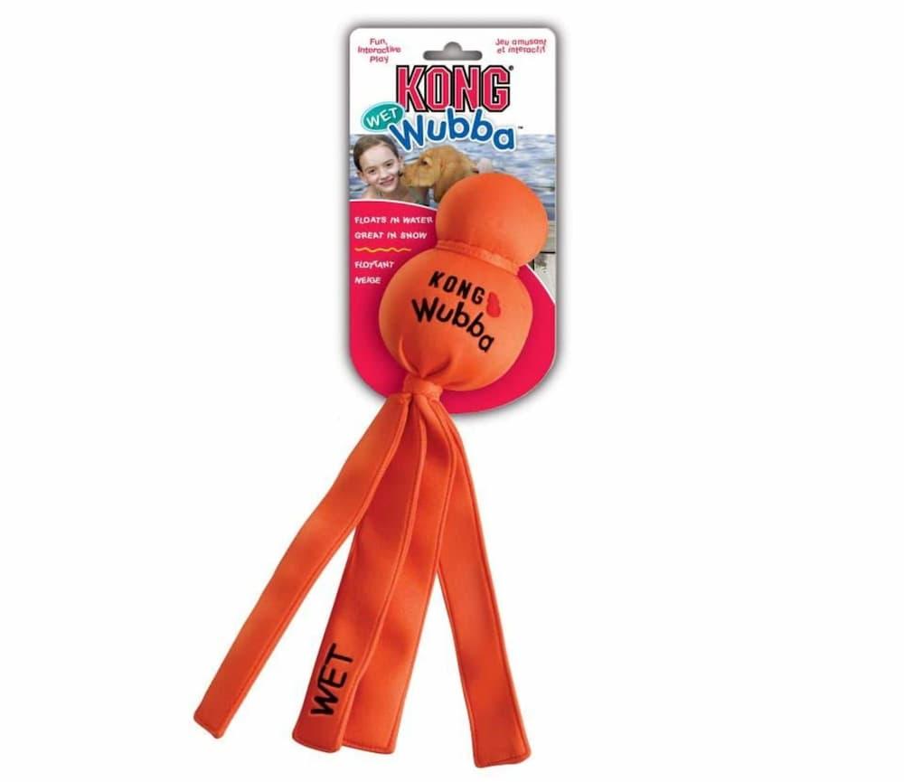 KONG Wet Wubba Dog Toy