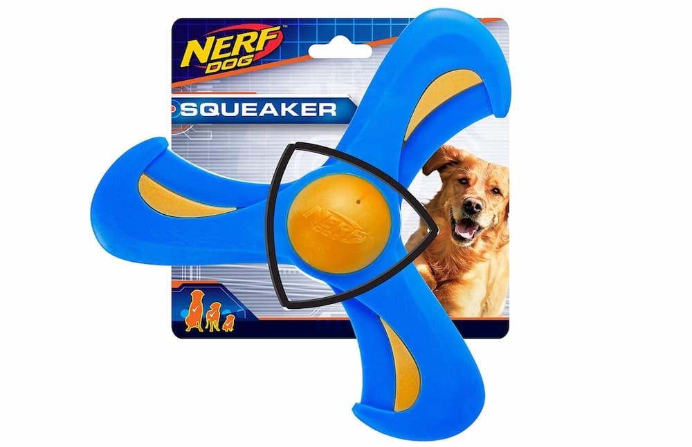 Nerf Dog Tri-Flyer Dog Toy