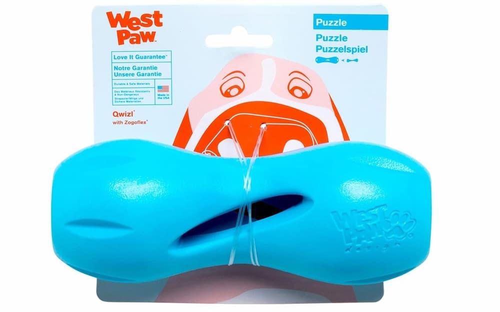 West Paw Qwizl Treat Toy