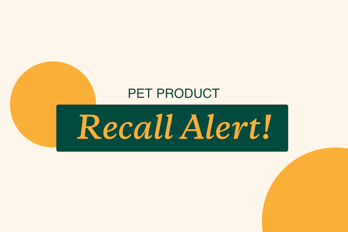 Wet Noses Natural Dog Treat Company Recalls Simply Nourish Frozen Dog Food Due to Elevated Levels of Vitamin D