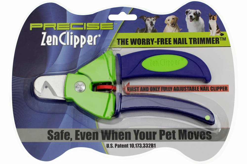 Zen Clipper Precise: Adjustable and Safe Dog Nail Clippers