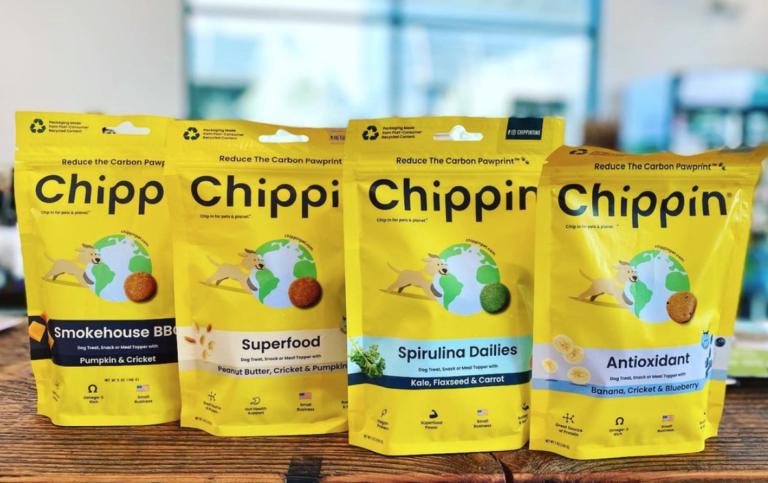Chippin dog treats