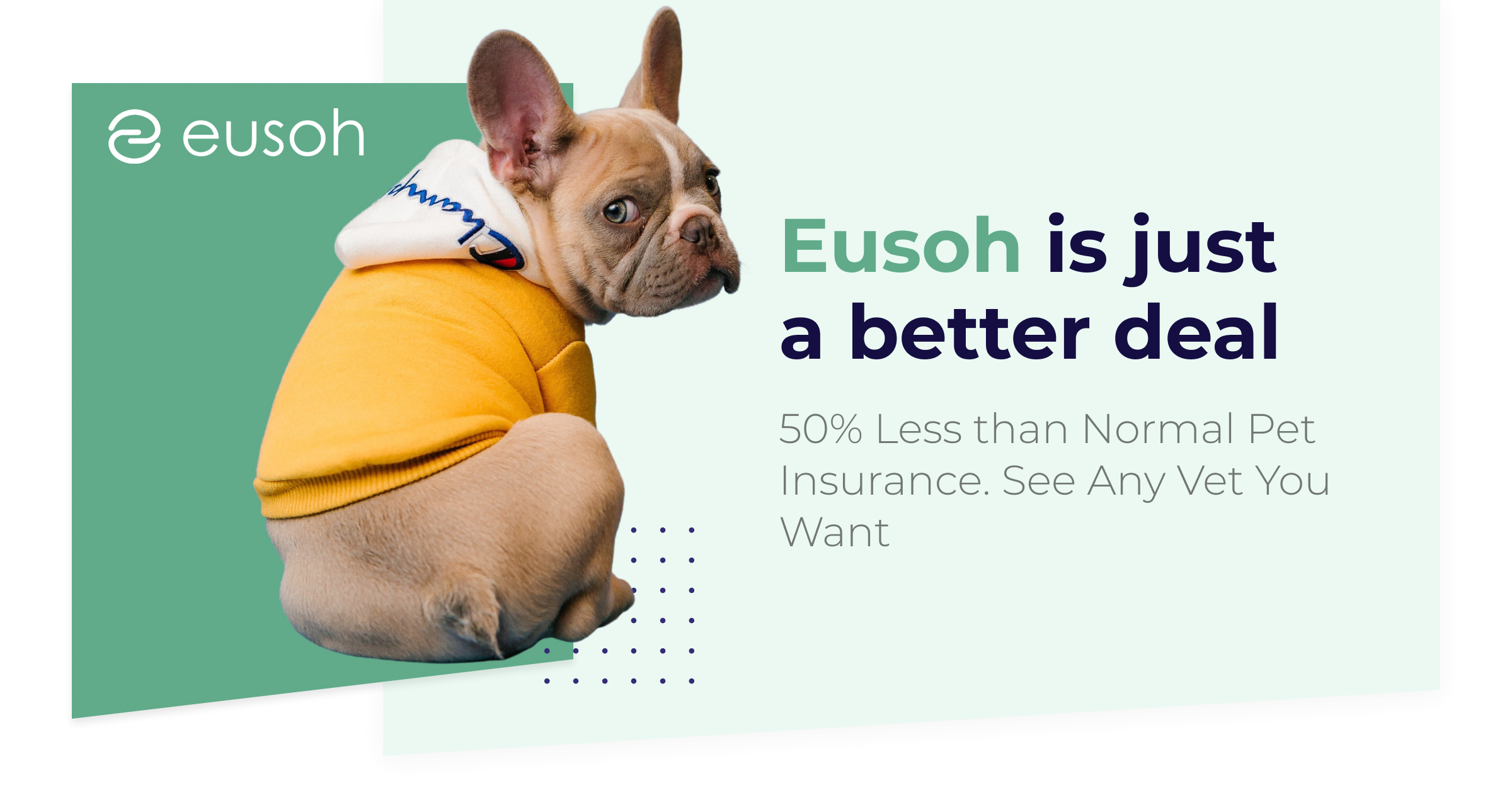 Get $3 Off per Month on Your Eusoh Plan