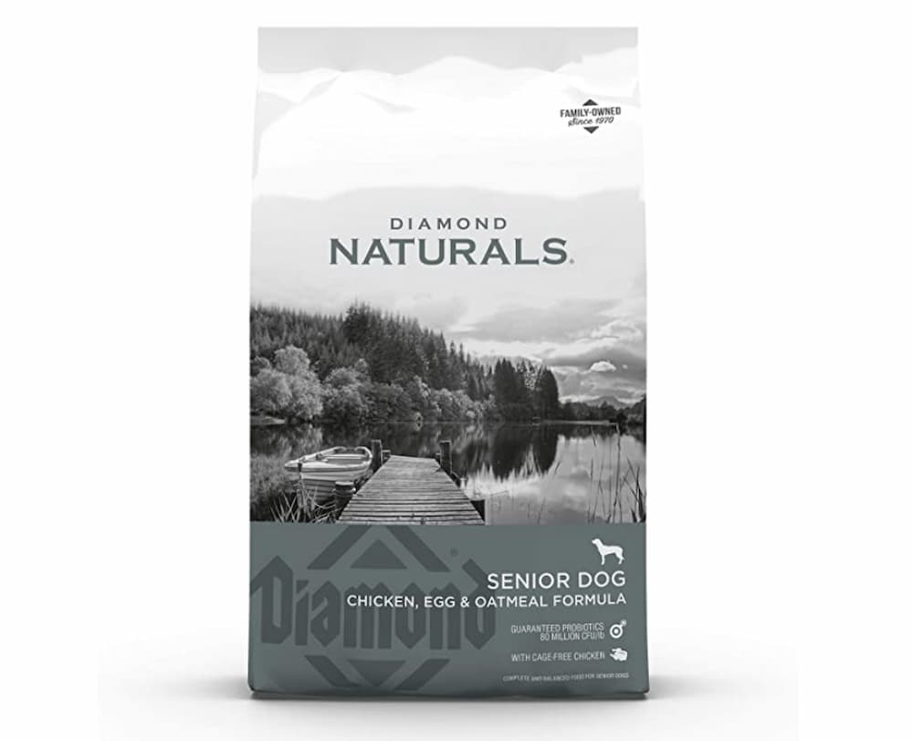 Diamond Naturals Senior Dog food