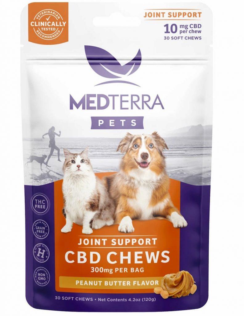 Medterra CBD chews