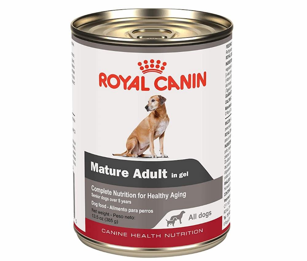 Royal Canin Mature Adult food
