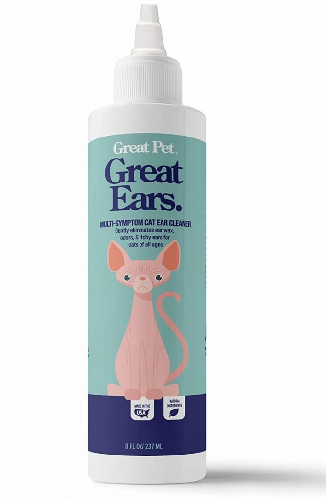 Great Pet Great Ears for cats