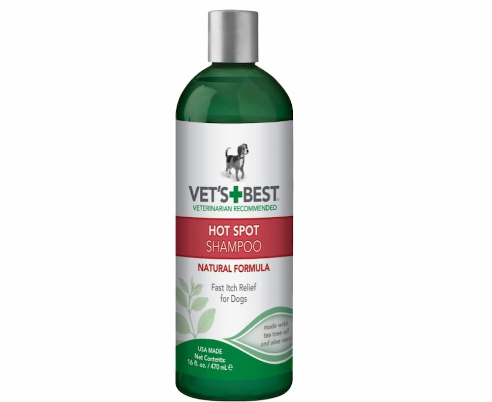 Vet's Best Hot Spot Itch Relief Shampoo for Dogs