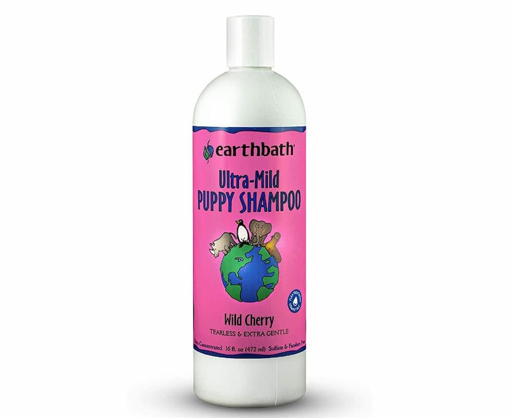 earthbath Ultra-Mild Puppy Shampoo and Conditioner