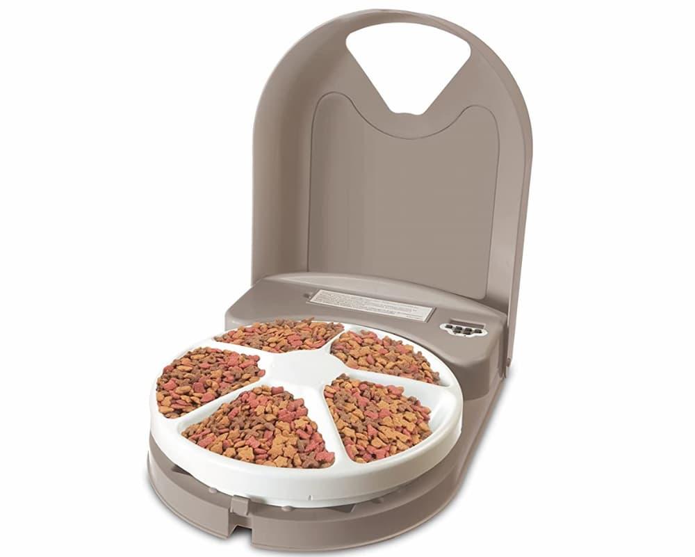 PetSafe 5 Meal Automatic Pet Feeder