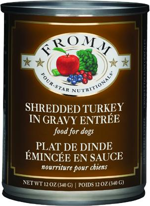 Fromm Recalls Canned Dog Food Due to Elevated Levels of Vitamin D