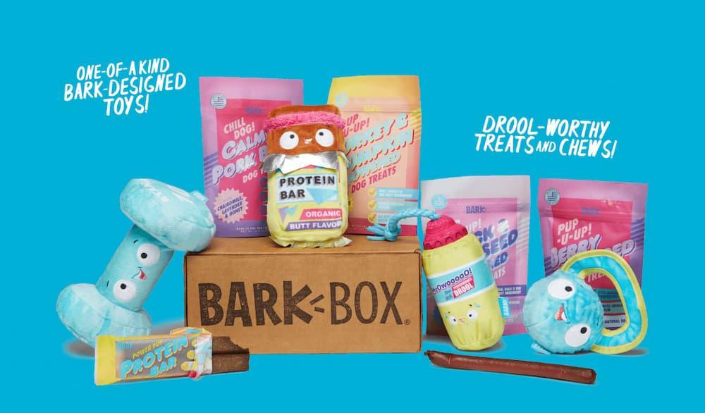Bark box subscription