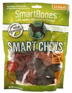 SmartBones dental chews
