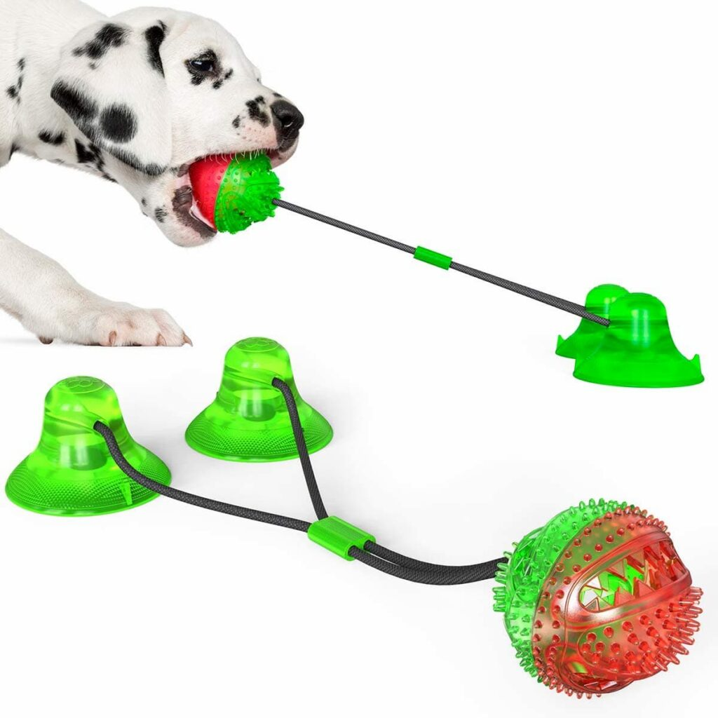 MeFee Dog Pulling Chew Toy