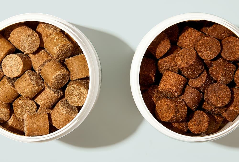 Calming Soft Chews in packaging