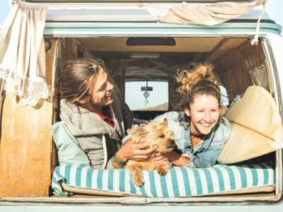 The Ultimate Guide to Taking a Road Trip With Your Dog